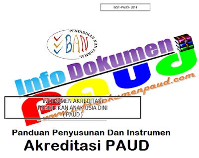 Panduan Penyusunan Dan Instrumen Akreditasi PAUD