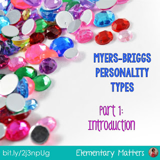 picture relating to Myers Briggs Test for Students Printable named Essential Items: Myers Briggs Temperament Styles