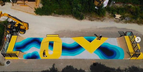 skatepark vincennes wonderland paris