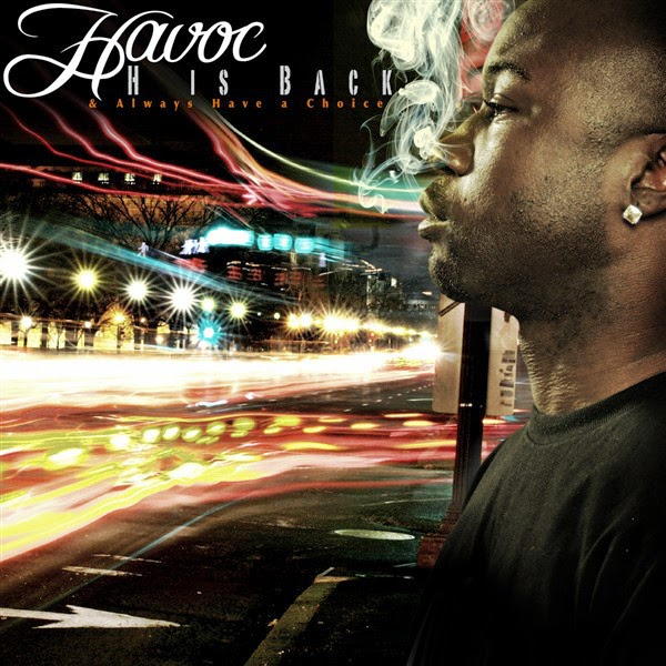Havoc - H Is Back Cover