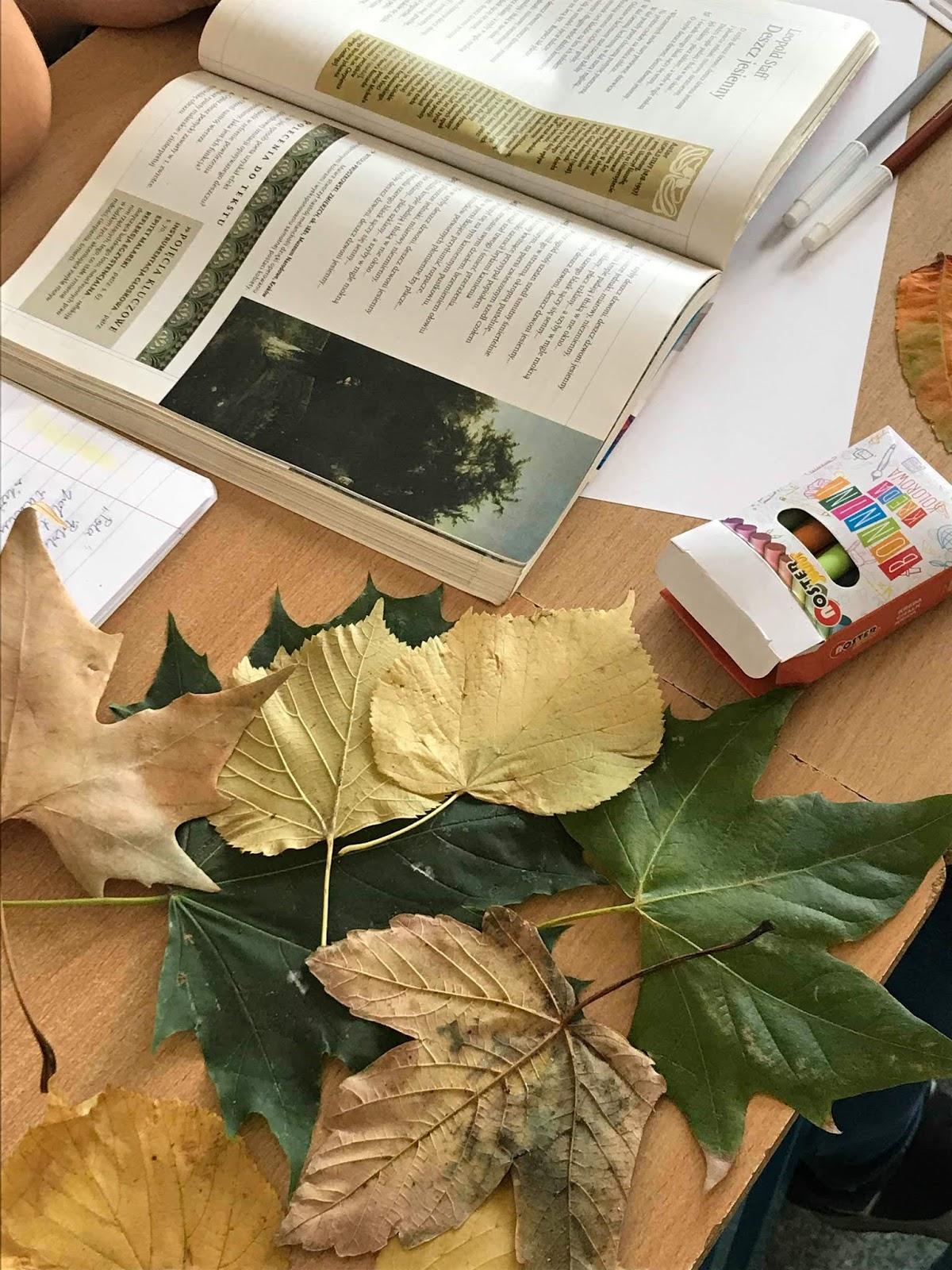 Deszcz Jesienny Staffa Jak Wykorzystać Aurę Do Rozmowy O