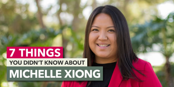 7 Things You Didn't Know About Michelle Xiong
