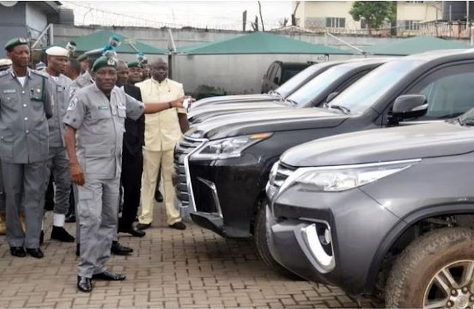 Lagos State Govt To Begin Auctioning 108 Forfeited, Abandoned Vehicles