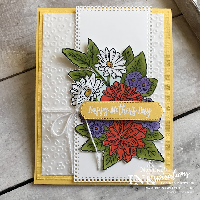By Angie McKenzie for Kre8tors Blog Hop; Click READ or VISIT to go to my blog for details! Featuring the Ornate Style Bundle with the Eyelet Lace Embossing Folder by Stampin' Up!;  #ornatestylebundle #ornatestylestampset #ornatelayersdies #eyeletlaceembossingfolder #dressedtoimpressstampset #teatogetherstampset #goodmorningmagnoliastampset #naturesinkspirations #coloringwithblends #alcoholmarkers #makingotherssmileonecreationatatime #cardtechniques #stampinup #handmadecards #mothersdaycards #floral #kre8torsbloghop #fussycutting