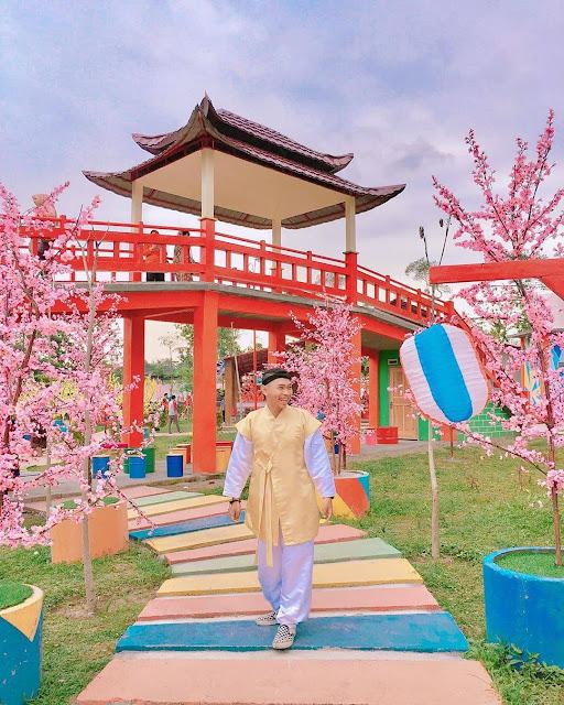 Wisata Korea Fantasy Kediri Jawa Timur