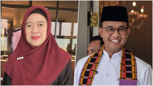 Tak Mau Prabowo Lagi, Politikus PDIP Usul Pasangan Puan-Anies di Pilpres 2024