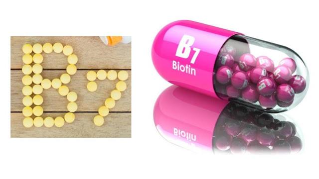 ما هو البيوتين(فيتامين الجمال) وفوائده؟
