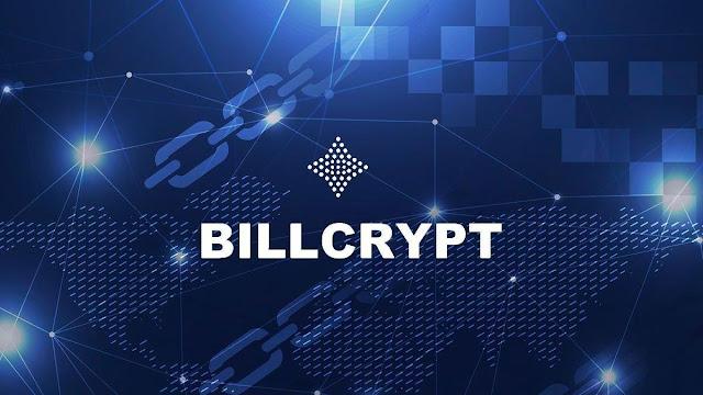 BILLCRYPT Mencapai Tahap Akhir ICO dengan