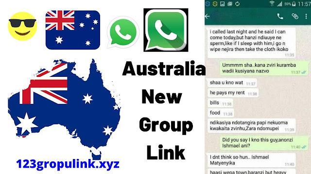 Join 5000+ Australia Whatsapp Group Link 2020