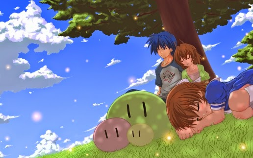 Best Anime Cartoon Clannad After Story