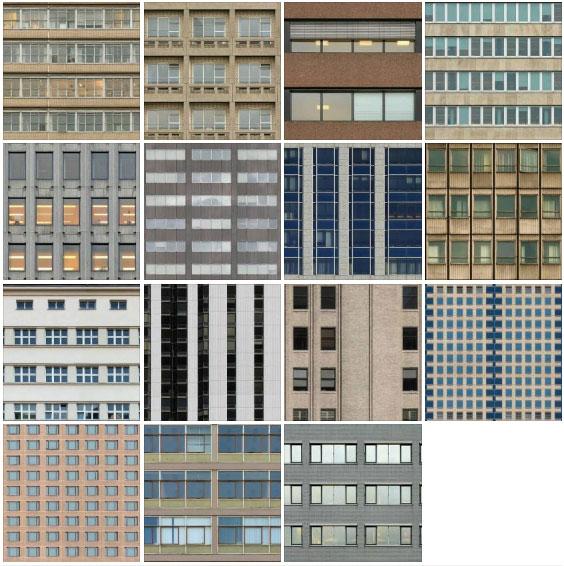 Sketchup Texture Texture Buildings Skyscrapers