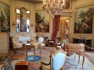 Musee Nissim de Camondo Paris