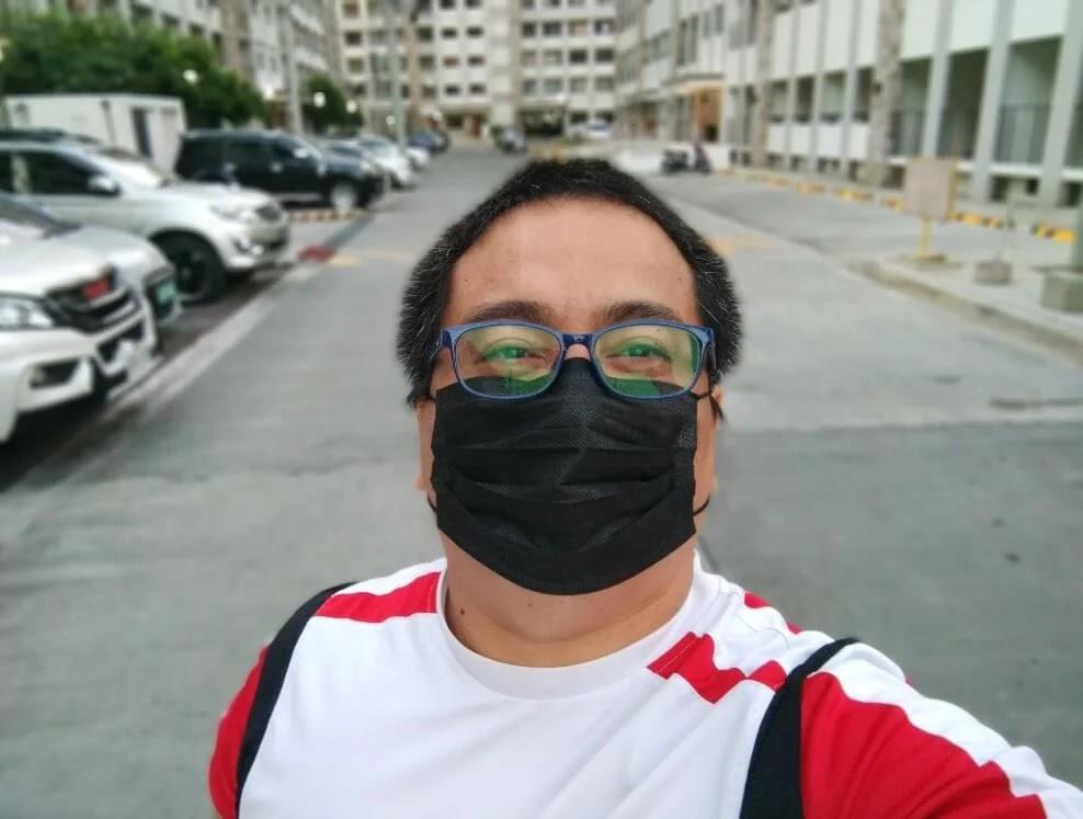 Nokia 3.4 Camera Sample - Selfie