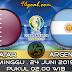 Prediksi Skor : Qatar vs Argentina 24 Juni 2019