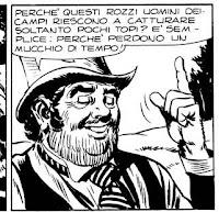 Moreno Burattini - parte seconda Trampy
