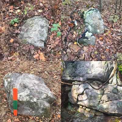 Bear Spirit Mountain Rock Carvings