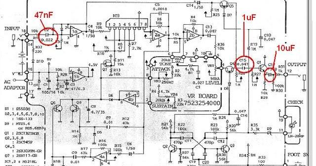 guitar4geek: Compressor Boss cs-3 or Behringer cs-100 mod