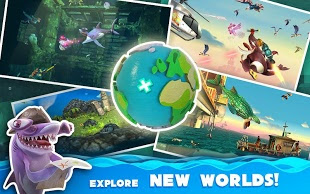 Hungry Shark World Android apk