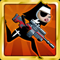 Nun Attack - Run & Gun