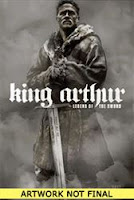 King Arthur: Legend of the Sword (2017) Poster