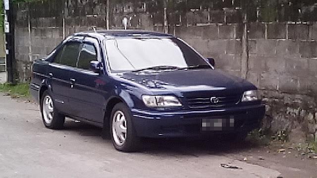 Toyota Soluna AL50