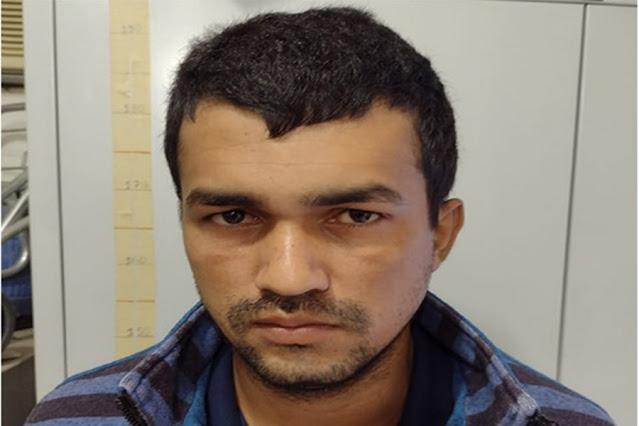 Acusado de dois estupros é preso pela Polícia de Candeias do Jamari
