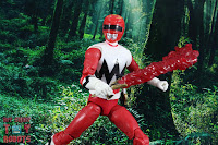 Lightning Collection Lost Galaxy Red Ranger 36