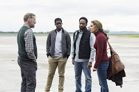 Amy Brenneman, Christopher Eccleston, Kevin Carroll and Jovan Adepo in The Leftovers Season 3 (1)