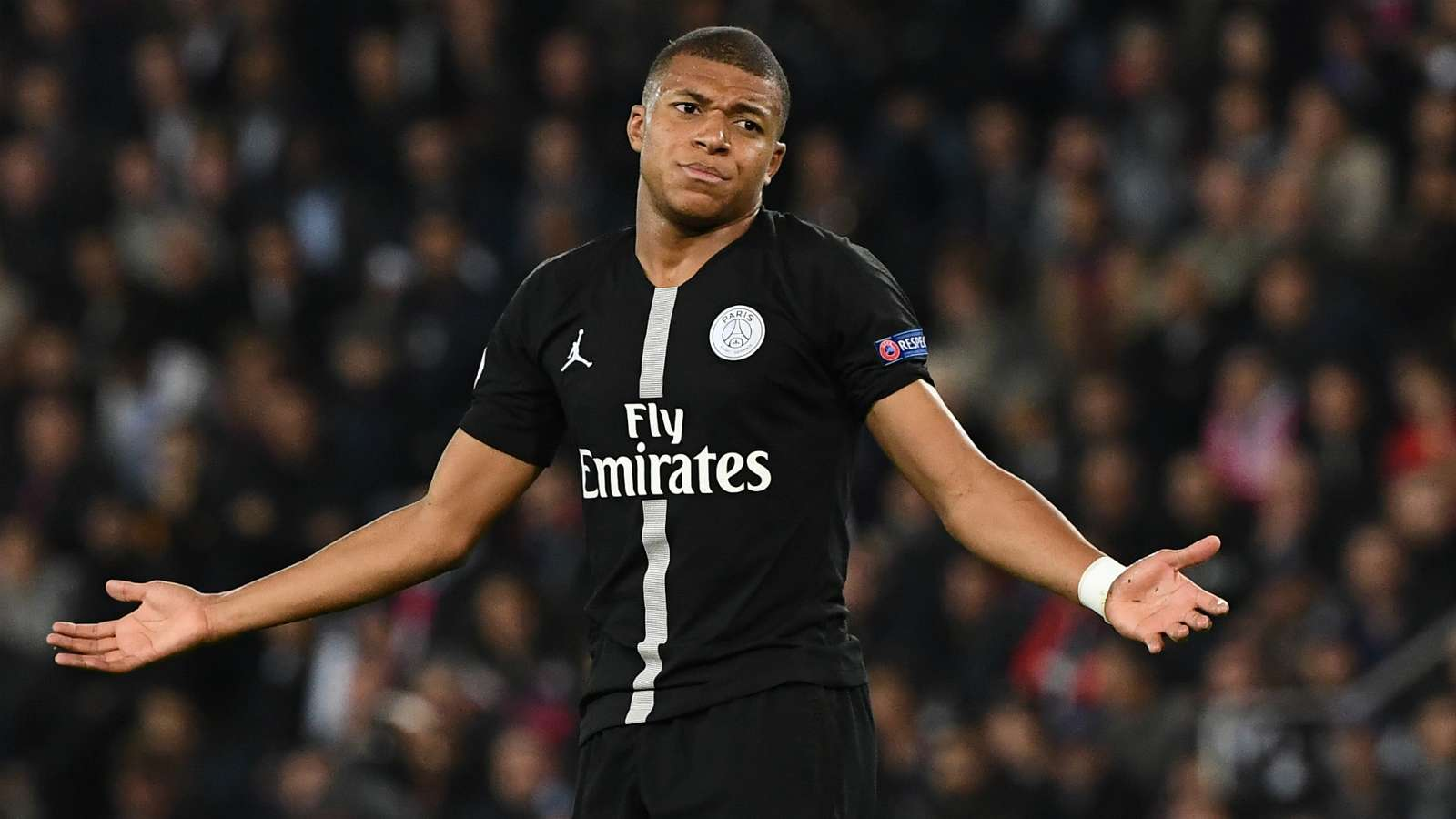 Marquinhos: Everyone fell in love with Mbappe and not Zidane alone