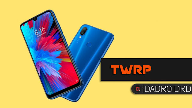 TWRP Redmi Note 7