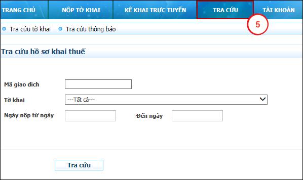 Hướng dẫn nộp thông báo phát hành hóa đơn điện tử
