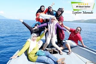 Paket Tour Bunaken 1 Hari