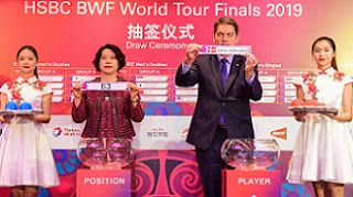 BWF World Tour Finals 2019: full Draw, groups, players list