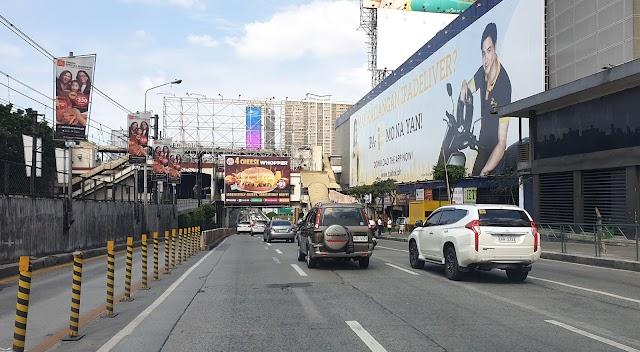 TokTok Goes for EDSA Billboards