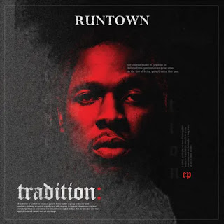"Runtown Drops His ""Tradition"" EP 7 Days Early 