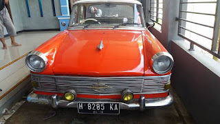 Opel rekord pajak telat thn 61
