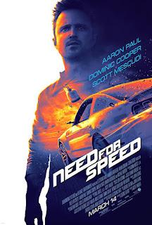 Need For Speed 2014 Dual Audio Hindi 480p BluRay ESub 450MB