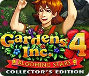 เกมส์ Gardens Inc 4 - Blooming Stars