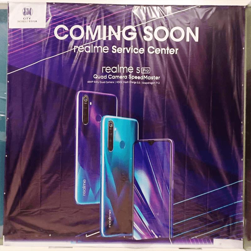 Realme Service Center soon