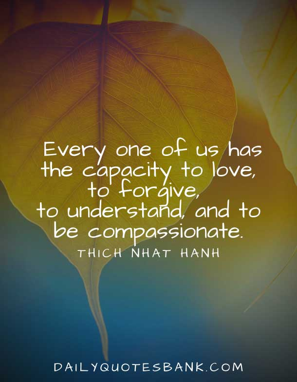 Famous Quotes About Forgiveness and Forgetting