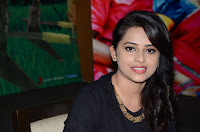 Sri Divya Latest Photo Shoot with Black Dress