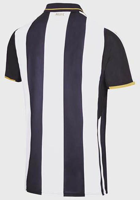 b5455a745 Discount Newcastle United 16-17 Home Kit Released