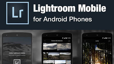 Adobe Lightroom - Editor de fotos Apk MOD Para Android