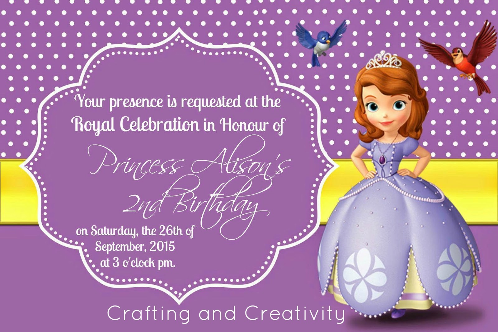 First Bday Invites is nice invitations design