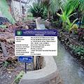 Proyek APBD Provinsi di Desa Tebas Kuala , Pemilik CV Relevansi Buka  - Bukaan