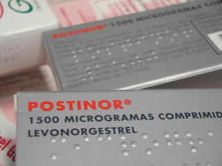 A pílula do dia seguinte - levonorgestrel 1.5