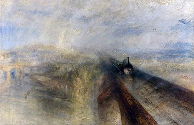 Chuva, vapor e velocidade