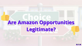 Are Amazon Opportunities Good or Bad