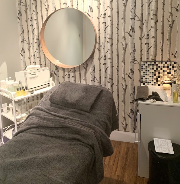 ESPA Treatment Room Harvey Nichols Manchester