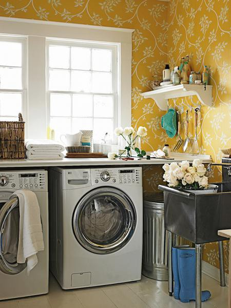 Rooms: HMH Designs: Laundry Room Re-Do